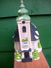 "Dept 56 ""St. Nicholas Kirche"", Alpine Village Series- #56170, 1991-1999"