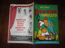 WALT DISNEY ALBO D'ORO N°3 PIPPO E L'AMULETO 1955