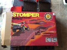 Vintage 1980s Schaper Stomper Devil Mountain Car Track Set PARTS/PIECES LOT