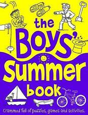The Boys' Summer Book (Buster Books), Guy Campbell, New condition, Book