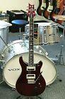 PRS SE Standard 24 Electric Guitar w/ Gig Bag! Vintage Cherry Finish NO RESERVE