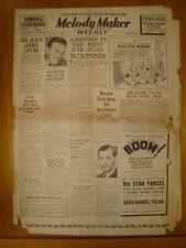 MELODY MAKER 1939 #335 DEC 23 TED HEATH AMBROSE JAZZ