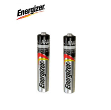 Energizer E96BP2 1.5V AAAA Batteries - 2 Pieces