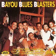 Bayou Blues Blasters: Goldband Blues (CDCHD 427)