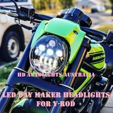 LED Daymaker Headlight for Harley Davidson VRod Night Rod Special VSRCDX, Muscle