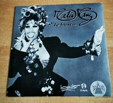 CELIA CRUZ Te busco ULTRA RARE SPANISH PROMO CD SINGLE UNIQUE COVER CARD SLEEVE
