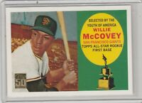 2001 Topps - Through the Years #11 Willie McCovey