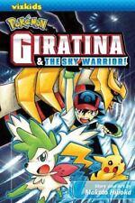 Giratina & the Sky Warrior! Ani-Manga (Paperback or Softback)