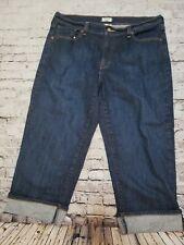 Levi 515 Womens Size 12 Capri Jeans