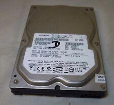 """80 GB Hitachi Deskstar HDS721680PLA380 P/N:0A33534 3.5"""" unità disco fisso SATA"""