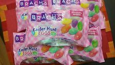 5 Bags of Brachs Marshmallow Easter Hunt Eggs Candy