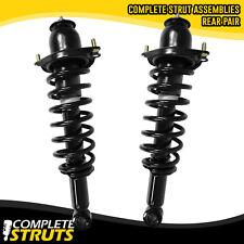 2009-2010 Pontiac Vibe Rear Quick Complete Strut & Coil Spring Assemblies Pair
