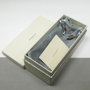 OLIVER PEOPLES Sunglass Empty Gift Case/Box and Pouch