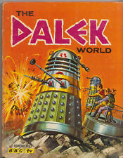 More details for very rare: the dalek world, 1965. doctor who. % to charity event!