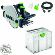 Festool TS55 REBQ-Plus 220-240V Circular/Plunge Saw Systainer 4 EU-Model 561551