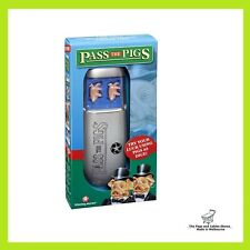 Winning Moves Australia Pass The Pigs Original Edition Dice Game Free Shipping