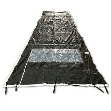 Military Army Tent Liner Extendable Modular Flame Resistant Ridgeline 30' x 8'