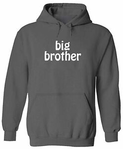 big brother Pullover Hoodie Sweater Unisex Sweatshirt Hooded Gift Brother