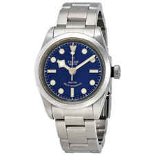 Tudor Black Bay Automatic 32 mm Blue Dial Ladies Watch M79580-0003