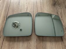 Jeep Grand Cherokee OEM LH RH mirror glass SET with dimming heating 10-17 year