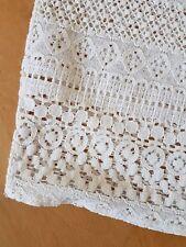 Zara Shirt aus Spitze Gr.M - wie Neu