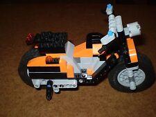 LEGO 7291 Creator Street Rebel Bike Motorcycle 3 in 1 Instructions NO BOX