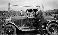"Moonshine Whiskey Car 13 x 19""  Photo Print"
