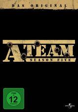 3 DVDs * A-TEAM - SEASON FIVE - STAFFEL 5 # NEU OVP +