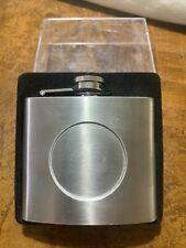 New listing 5 oz. Metal Flask Gift Set Stainless Steel New Gift Holiday Men