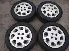 85-90 Fit For Toyota Silver Wheels Rims fit MK1 4A-GZ super edition AW11 MR2