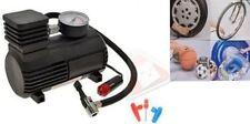 Portable Dc12v 300psi Car Auto Tire Bikes Footballs Toys Electric Air Compressor