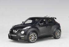 Autoart 77458 - 1/18 Nissan Juke R 2.0 (2016) - Matt Black - Neu