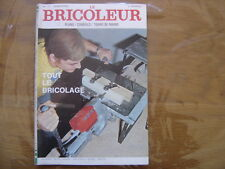 1972 LE BRICOLEUR plans conseils bricole et brocante SOMMAIRE EN PHOTO n° 71