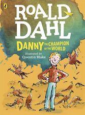 Danny, the champion of the world (color Edición) de Roald Dahl