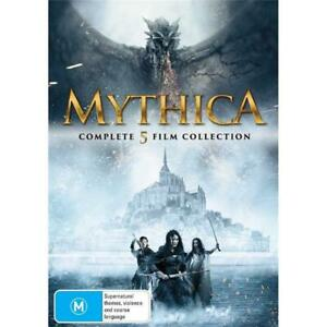 Mythica - Complete 5 Film Collection DVD