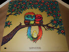 Marq Spusta Two Birds And Their Egg Print Full Size Closed Eyes Chlorophyll 2 &