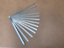 """Brand New Armstrong 70-817 12 Piece Long Blade Gauge Set 12"""" Made in U.S.A."""