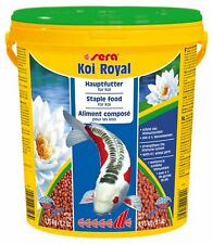 Sera Koi Royal Medium 21 Litre for Koi Between 12 And 25 CM