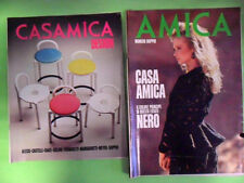 AMICA N°22.1 GIUGNO 1982+CASAMICA DESIGN