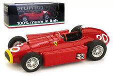 Brumm r127 Ferrari D50 # 20 Monaco Gp 1956-J M Fangio 1/43 Escala