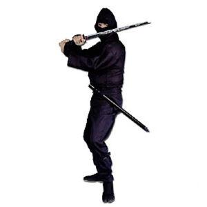 ProForce Ninja Uniform Shinobi Shozoku Mask Hood Martial Arts Gear Costume