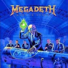 Rust in Peace [Bonus Tracks] [Remaster] by Megadeth (CD, Jul-2004, Capitol)