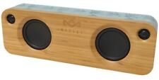 House Of Marley Get Together Blue Hemp Wireless Bluetooth Portable Loud Speaker