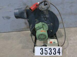 Absaugung Absauglüfter Absaugventilator Radialventilator #35334