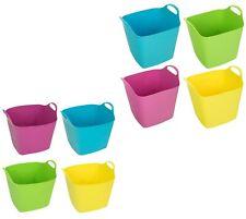 More details for flexible flexi garden plastic tub bucket