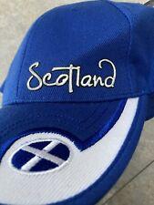 BNWT Scotland Baseball Cap Hat One Size