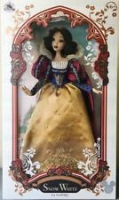 """DISNEY STORE LIMITED EDITION D23 SNOW WHITE AND THE 7 DWARFS 17"""" INCH DOLL NRFB"""