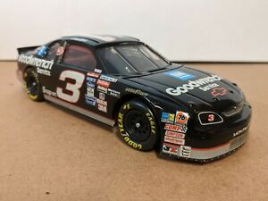 1991 Revell Dale Earnhardt Sr. #3 GM Goodwrench 1:24 Diecast MONTE CARLO GREY