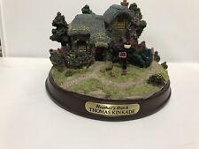 "thomas kinkade ""healther's hutch� light cottage"