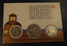 Denmark coin set 1987 - Handelesbanken